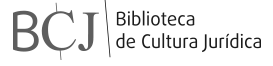 Biblioteca de cultura juridica