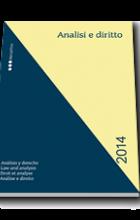 Analisi e Diritto 2014