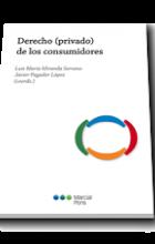 Derecho (privado) de los consumidores